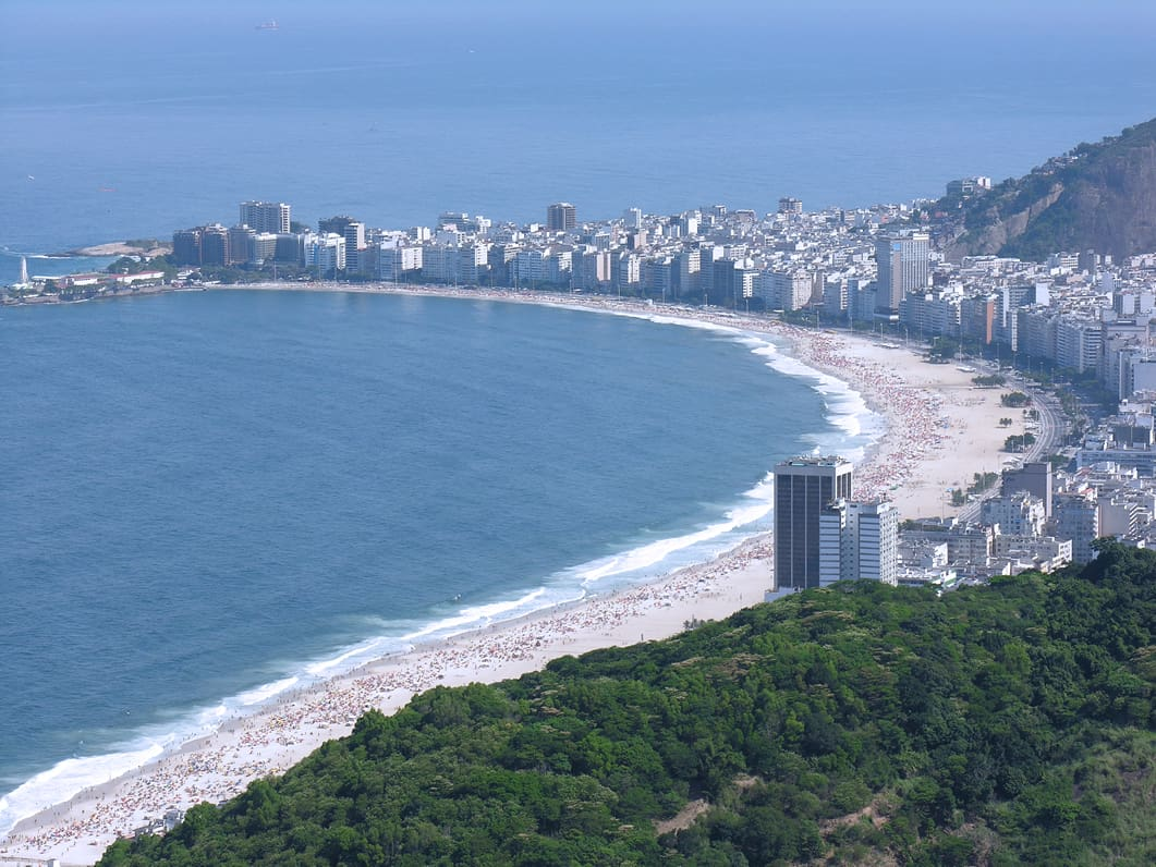 cheap flights to Rio