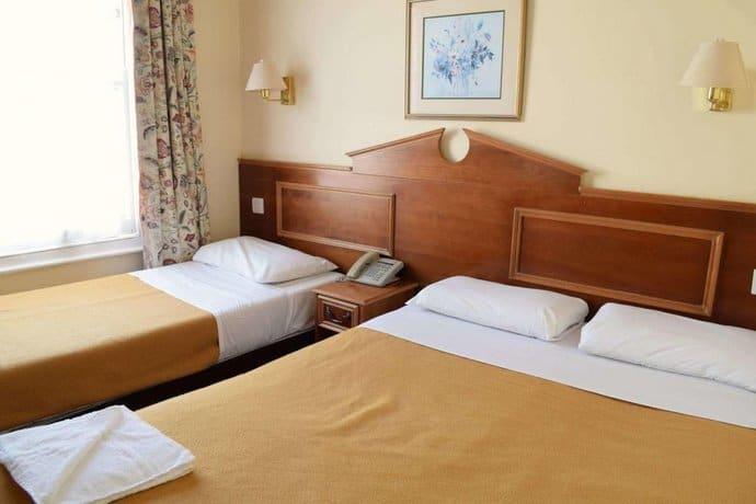 Cheap hotels in London