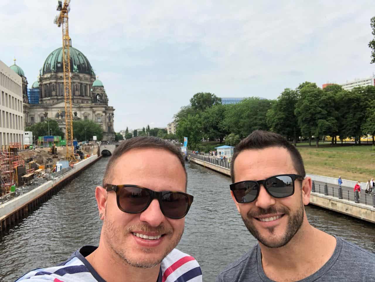 gay couple berlin