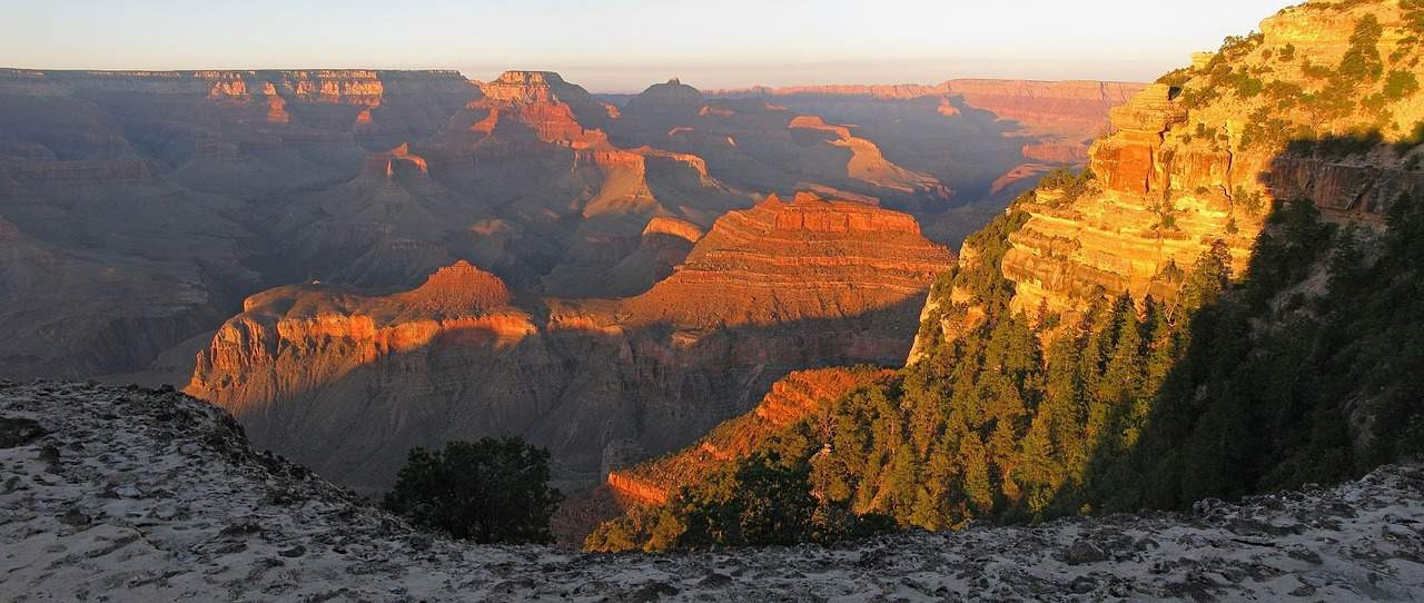 Grand canyon national park US