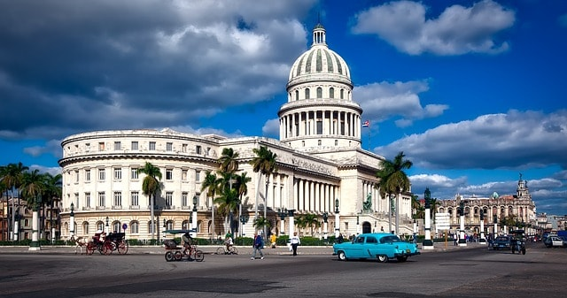 tour packages in cuba