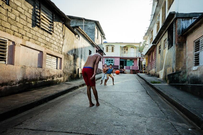 View from Playa Maguana-Baracoa- Cuba