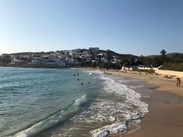 Stavros beach donousa