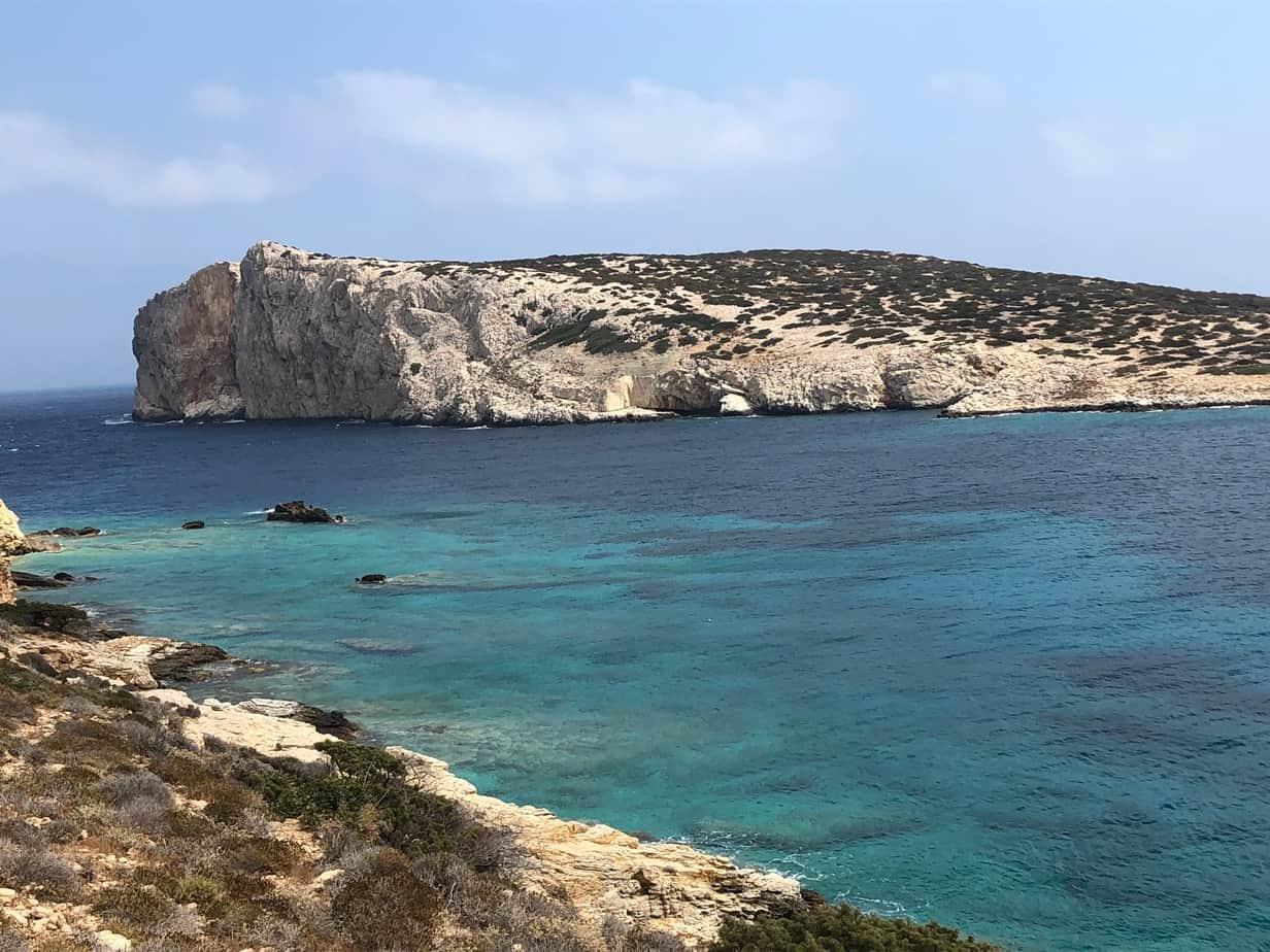 isla griega de amorgos