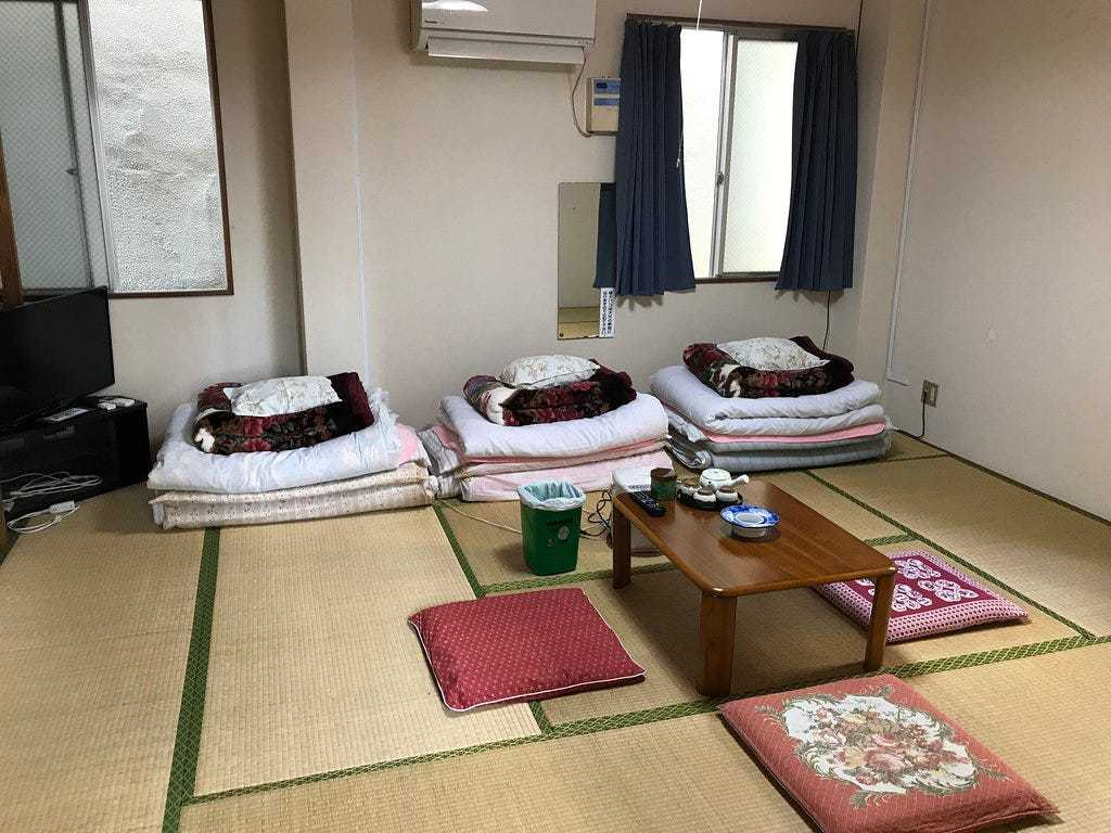 japan cheapest hotel