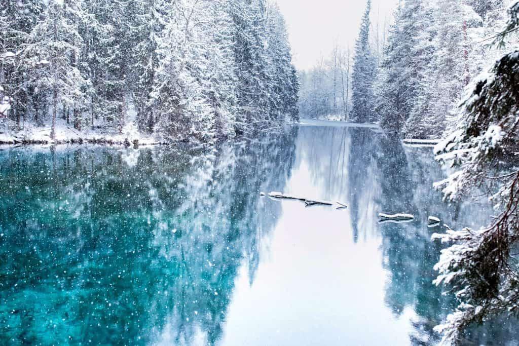 Finland snow Ossi Saarinen