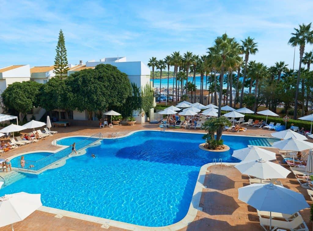 Hipotels mediterraneo club in Mallorca