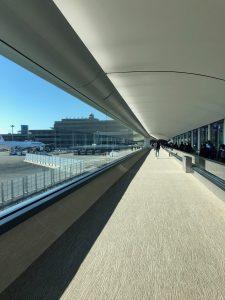 Narita Airport in Tokyo Japan