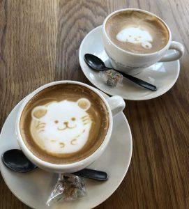 Café italiano en Anea Cafe en Tokio