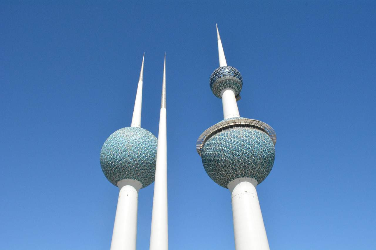 Towers in Kuwait
