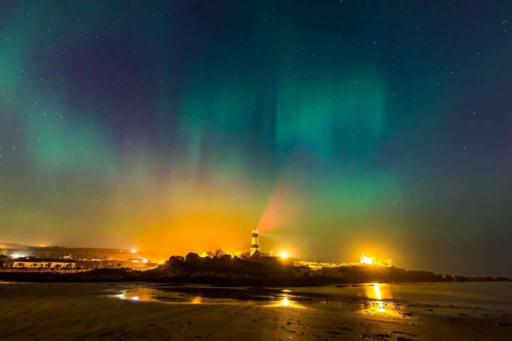 auroras boreales por michael gill