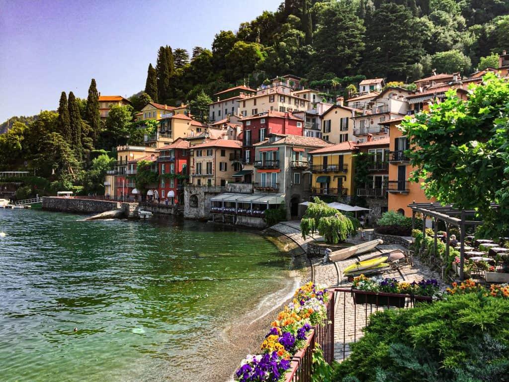 Varenna Lago Como Italia