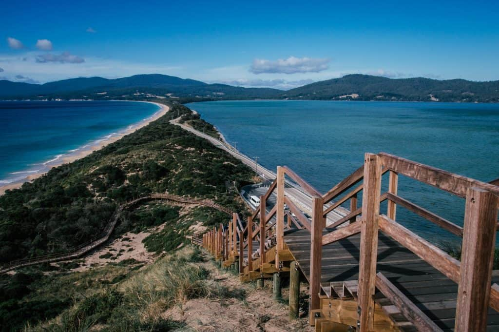 Bruny island Australia
