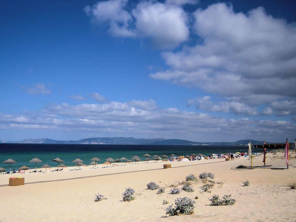 Playa de Comporta Alentejo en Portugal