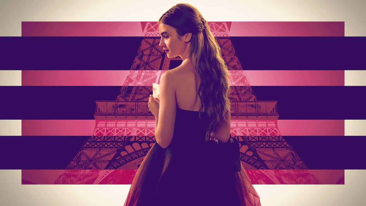 Emily in Paris show Netflix