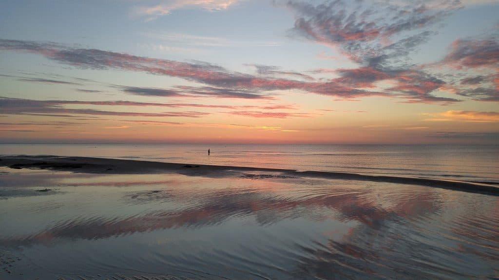 Playa Jurmala Letonia