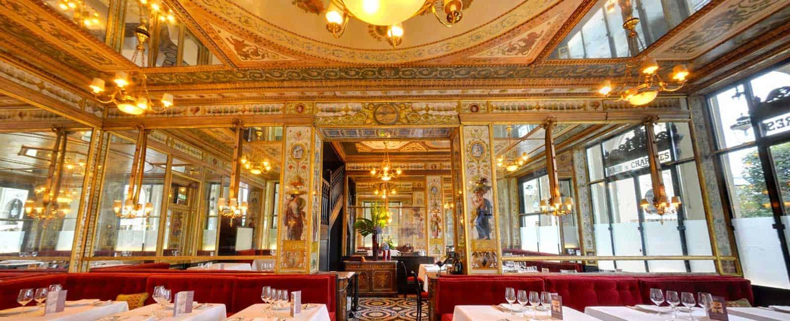 restaurant le grand vefour in paris