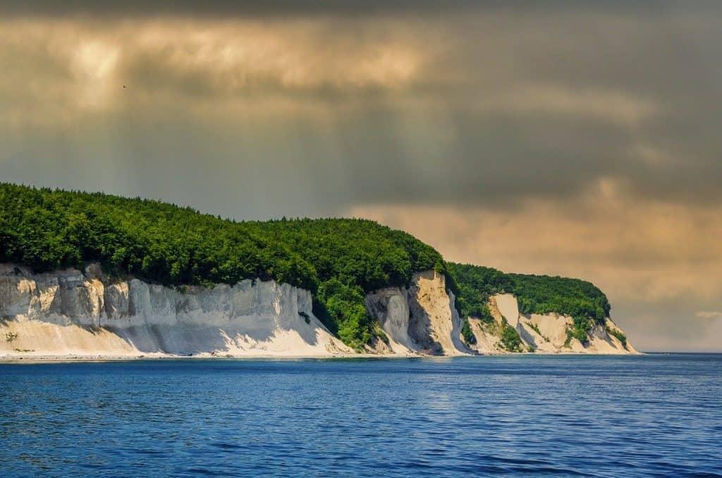 playa de rugen isla alemania
