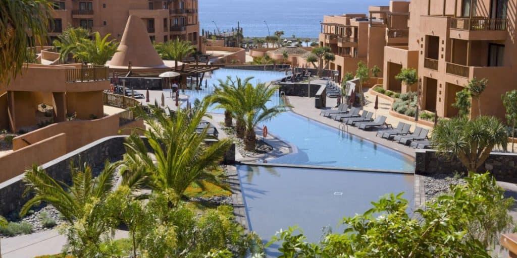 Pool at Barceló Tenerife hotel in Tenerife